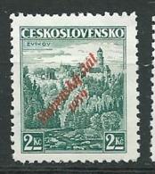 Slovaquie    Yvert N° 15 (*)    -  Aab 26923 - Unused Stamps