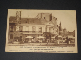 MECHELEN - Café Plaisence - Aug. Van Muylder Lambrechts - Reclame Brouwerij Bieren LAMOT - Mechelen