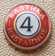 (LUXPT) - RU - L3 -  Capsula De Bieré Baltika 4 - Federação Russa - Bière