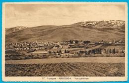 CPA Tarjeta Postal PUIGCERDA - Vue Générale ** Spain Espana - Espagne