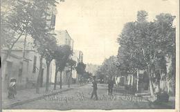 Salonique  Boulevard Sainte Sophie  CPA 1916 - Grèce