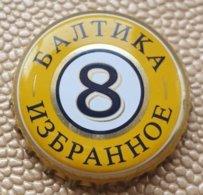 (LUXPT) - RU - L1 -  Capsula De Bieré Baltika 8 - Federação Russa - Bière