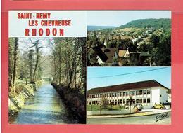 RHODON SAINT REMY LES CHEVREUSE  CARTE EN TRES BON ETAT - St.-Rémy-lès-Chevreuse