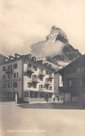 Suisse - N°65416 - HotelGornergrat - ZERMATT - VS Valais