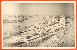 CPA CARTE PHOTO Port à Localiser - Cartes Postales