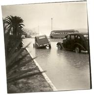 2 CH CITROEN.TEMPETE ET INONDATION .NICE .1/12/1959 - Automobile