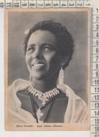 Africa Orientale, Gueei Donna Abissina - Eritrea