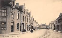 Belgique - N°65425 - VERNE - Rue De La Panne - Veurne