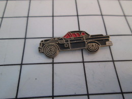613c  Pin's Pins / Beau Et Rare / THEME : AUTOMOBILES / FORD MUSTANG NOIRE - Ford