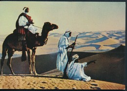 °°° 20529 - SAUDI ARABIA - NEGED - NOMADI DEL DESERTO - MICOFLAVINA °°° - Arabia Saudita