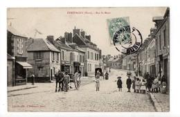 ETREPAGNY - 27 - Eure - Rue St Maur - Otros Municipios