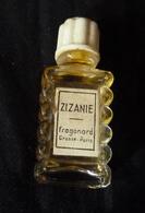 Miniature De Parfum -  Zizanie De Fragonard  -réf, P02 - Modern Miniatures (from 1961)