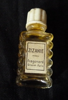 Miniature De Parfum -  Zizanie De Fragonard  -réf, P02 - Miniaturflesjes (leeg)