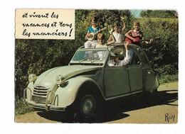 CITROEN 2CV - Passenger Cars