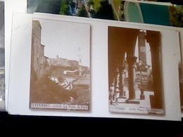 2 CARD  VITERBO DA ANTICHE FOTO COLEZIONE  GALEOTTI   VB2018 HM6498   17,5 X 10 - Viterbo