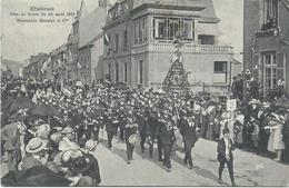 Ettelbruck - Fête Des Fleurs 24 Août 1913 - Harmonie Mercier & Cie, Succursale De Luxembourg - Ettelbruck
