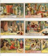 FIGURINE LIEBIG - 1930 - Budda - Serie Completa Nr. 1234 (Sanguinetti) - Lingua Italiana - (FDC20919) - Liebig