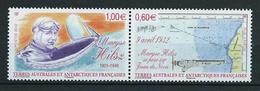 TAAF 2012 . N°s 639 Et 640 Se Tenant . Neufs ** (MNH) . - Terres Australes Et Antarctiques Françaises (TAAF)