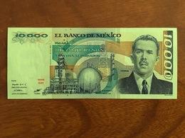 MEXIQUE - 10000 Pesos - Pick 78 - Quatrième Édition, Type 2 - Série GH - Daté Du 26 Jul 1983 - UNC - Mexique