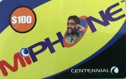 JAMAÏQUE  -  Prepaid  -  CENTENNIAL  - Miphone  -  $ 100 - Jamaica