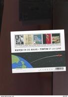 Belgie 2004 BL109 TINTIN And The Moon Rocket 3249 MNH - Blocks & Sheetlets 1962-....