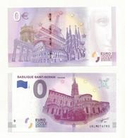 2018 FRANCE ZERO 0 EURO UNC /> DOME DES INVALIDES