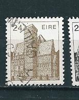 N°  571 Série Courante-Architecture Irlandaise à Travers Les âges  Timbre Irlande (1985) Oblitéré - Oblitérés
