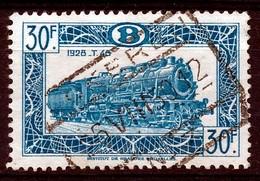 "TR 317  - ""LOKEREN Nr 7"" - (ref. 31.252) - Railway"