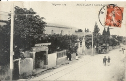 RESTAURANT CASTANET - Nîmes