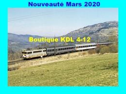 RU 1817 - Train L'Aubrac - Loco BB 9640 Vers NEUSSARGUES - Cantal - SNCF - Altri Comuni