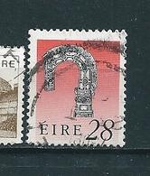 N° 752 Crosse De Lismore   Timbre Irlande  1991 Oblitéré Eire - Oblitérés
