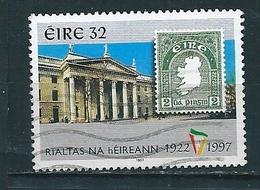N° 1036 75 An De L'Etat Libre D'Irlande    Timbre Irlande  1997 Oblitéré Eire - Oblitérés