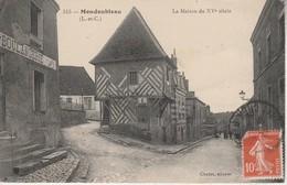 41 - MONDOUBLEAU - La Maison Du XVe Siècle - France