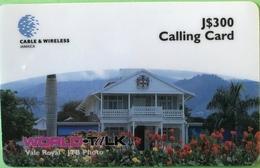 JAMAÏQUE  -  Prepaid  -  WORLD-TALK  -  J $ 300 - Jamaica