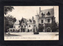 76 Environs De ROUEN  L'Abbaye De JUMIEGES Voyagée 1908 Edit. LL. N°123 - Jumieges