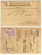 P. PLASSAERT GENT - 0402 - Postcards