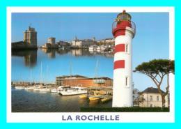 A758 / 105 17 - LA ROCHELLE Phare - Multivues - La Rochelle