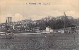 78 - HOUDAN : Vue Générale - CPA - Yvelines - Houdan
