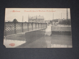 MALINES MECHELEN - Station Gare Neckerspoel - Uitg. Marcovci N°10 - Malines