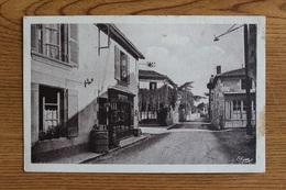 Champigny Le Sec 86110 Rue Du Commerce 094CP04 - Sonstige Gemeinden