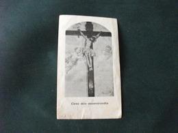 SANTINO HOLY PICTURE IMAIGE SAINTE GESU' MIO MISERICORDIA - Religione & Esoterismo