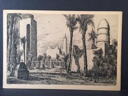 NAPOLI.......Prima Mostra Triennale Delle Terre Italiane D' Oltremare....Mostra Della Libia - Napoli (Naples)