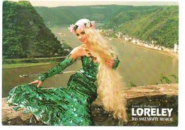 Legende Loreley St Goarshausen - Contes, Fables & Légendes