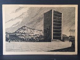 NAPOLI.......Prima Mostra Triennale Delle Terre Italiane D' Oltremare....Torre P.N.F. - Napoli (Naples)