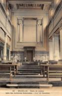 R330539 Bruxelles. Palais De Justice. Salle Des Audiences Solennelies. Cour De Cassation. Grand Bazar Anspach - Postcards