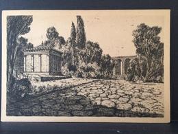 NAPOLI.......Prima Mostra Triennale Delle Terre Italiane D' Oltremare...Strada Romana - Napoli (Naples)