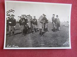 Portugal - Arquivo Fotográfico - Visita Do Rei Frederico De Saxe - Lisboa - Belém - Lisboa