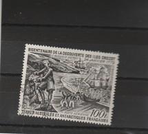 TAAF Poste Aérienne - Yvert PA 27 Oblitéré - Découverte Ile Crozet - Terres Australes Et Antarctiques Françaises (TAAF)