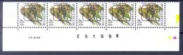 550 * PRE Datumstrook * Nr 835 P6a * 24-9-92 * Postfris Xx - 1985-.. Pájaros (Buzin)