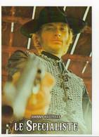 JOHNNY HALLYDAY Carte Postale ATHQ 352 LE SPECIALISTE - Artistes